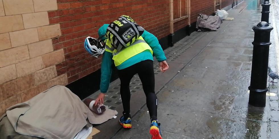 Homeless Outreach - Victoria, London