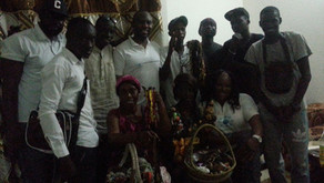 Reaching out to artisans and those at the grassroots in Dakar, Senegal