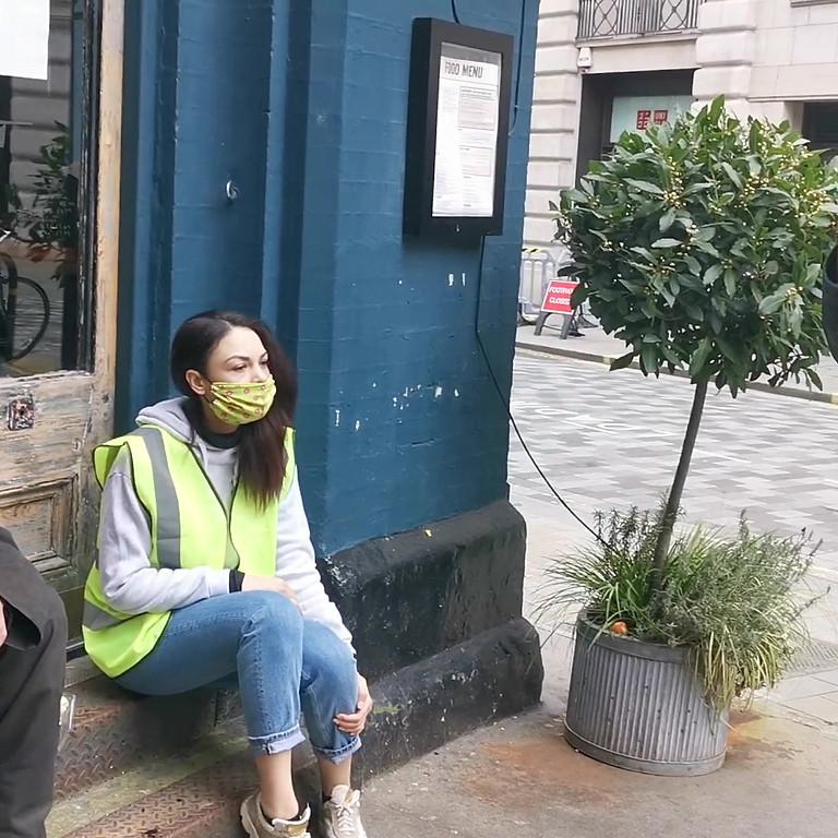 Homeless Outreach - Brixton
