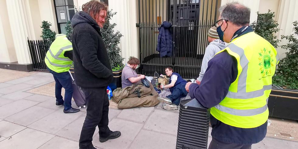 Homeless Outreach - Camden