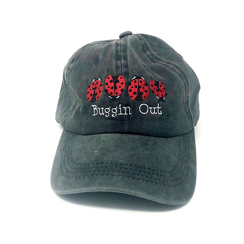 """LADY BUG"" BASEBALL CAP"