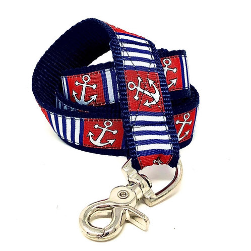 MAINE THEMED DOG LEADS