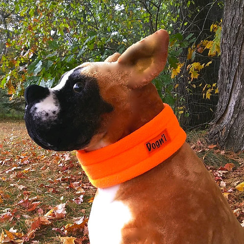 FLEECE SAFETY COLLARS