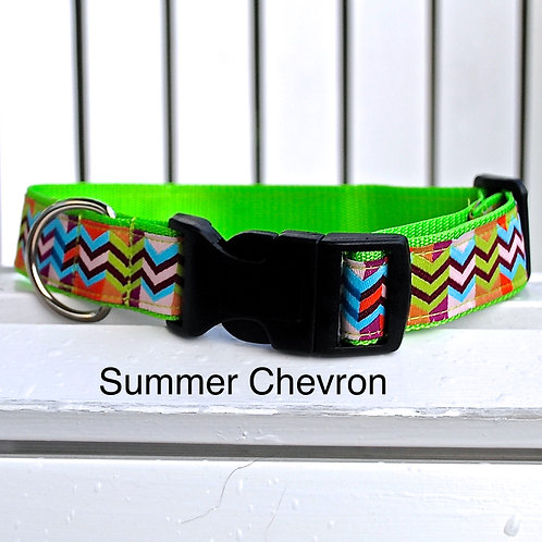 "Dog Collars 1"" Width"