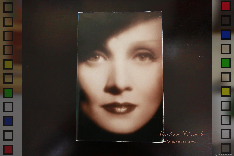 marlene dietrich book