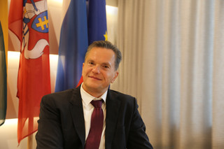 Интервью с Послом Литовской Республики в России