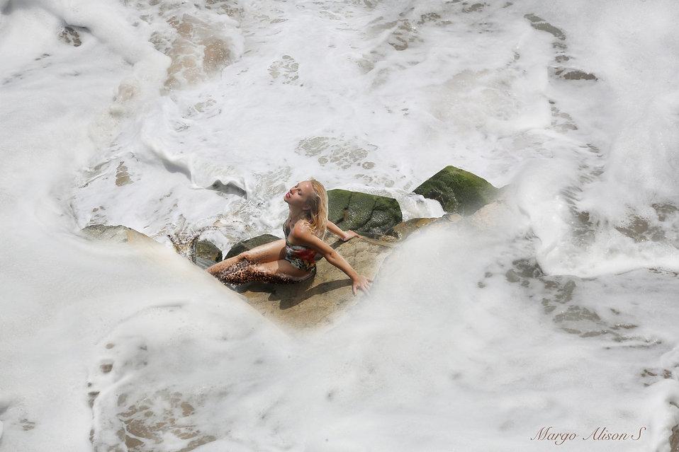 Margo Alison mermaid