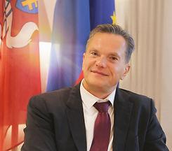 Эйтвидас Баярунас Посол Литвы