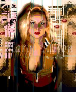 Margo Alison model