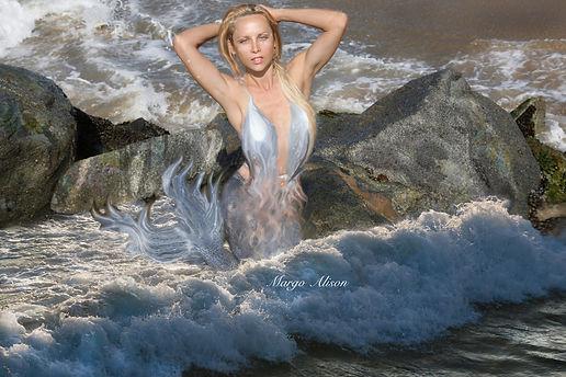 mrgo alison,  mermaid, русалка