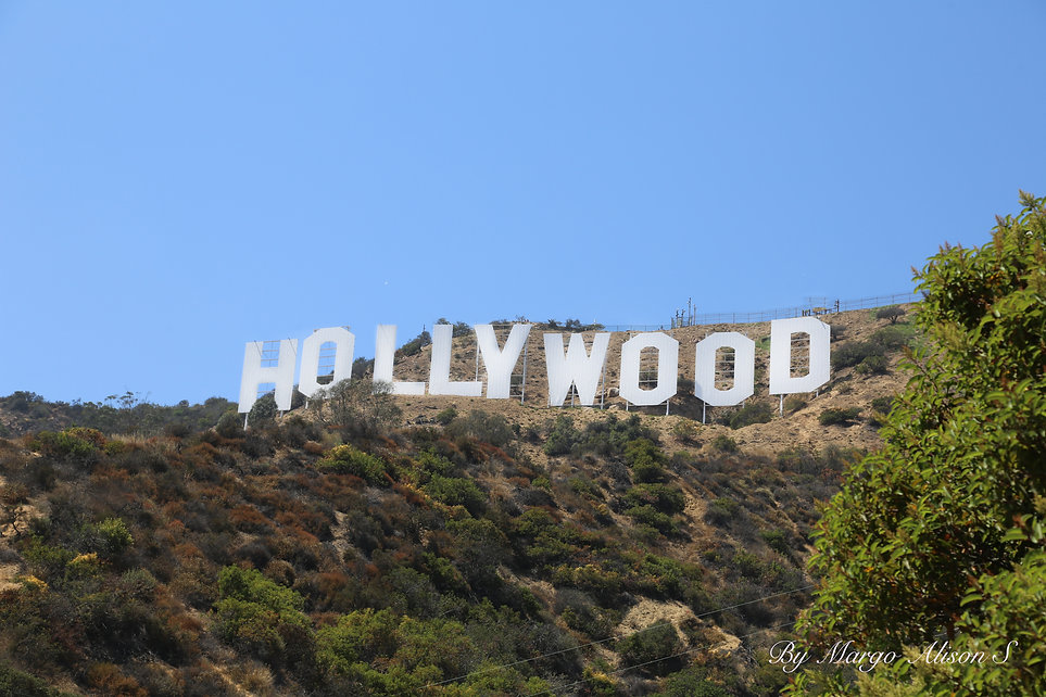 hollywood sighn