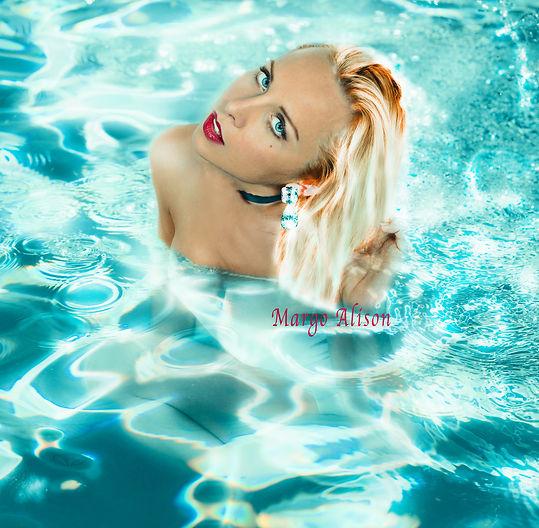 Margo Alison bikini