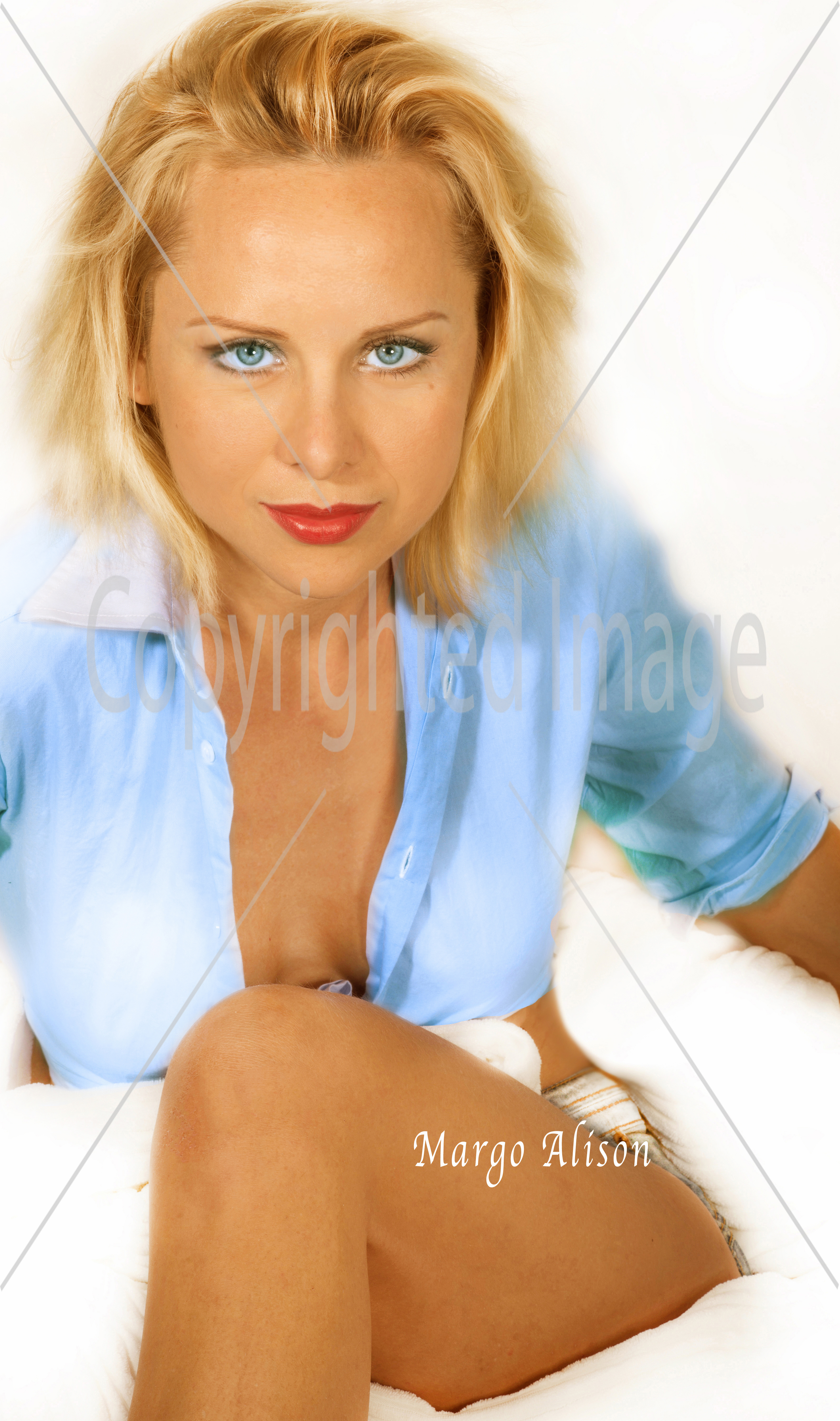 Margo Alison blue