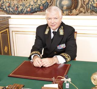 Интервью с Алексеем Ю. Мешковым, Чрезвычайным и Полномочным Послом Российской Федерации во Франции.