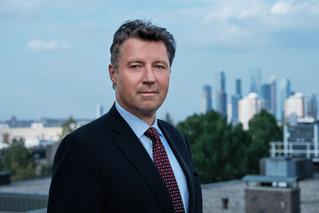 Интервью чрезвычайного и полномочного посла Федеративной Республики Германия в России Гезы Андреаса
