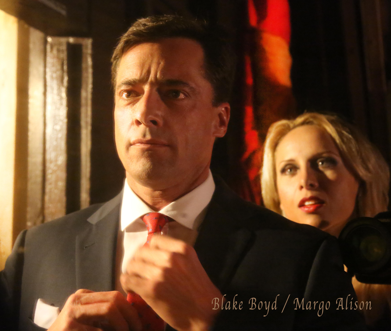Margo Alison/ Blake Boyd