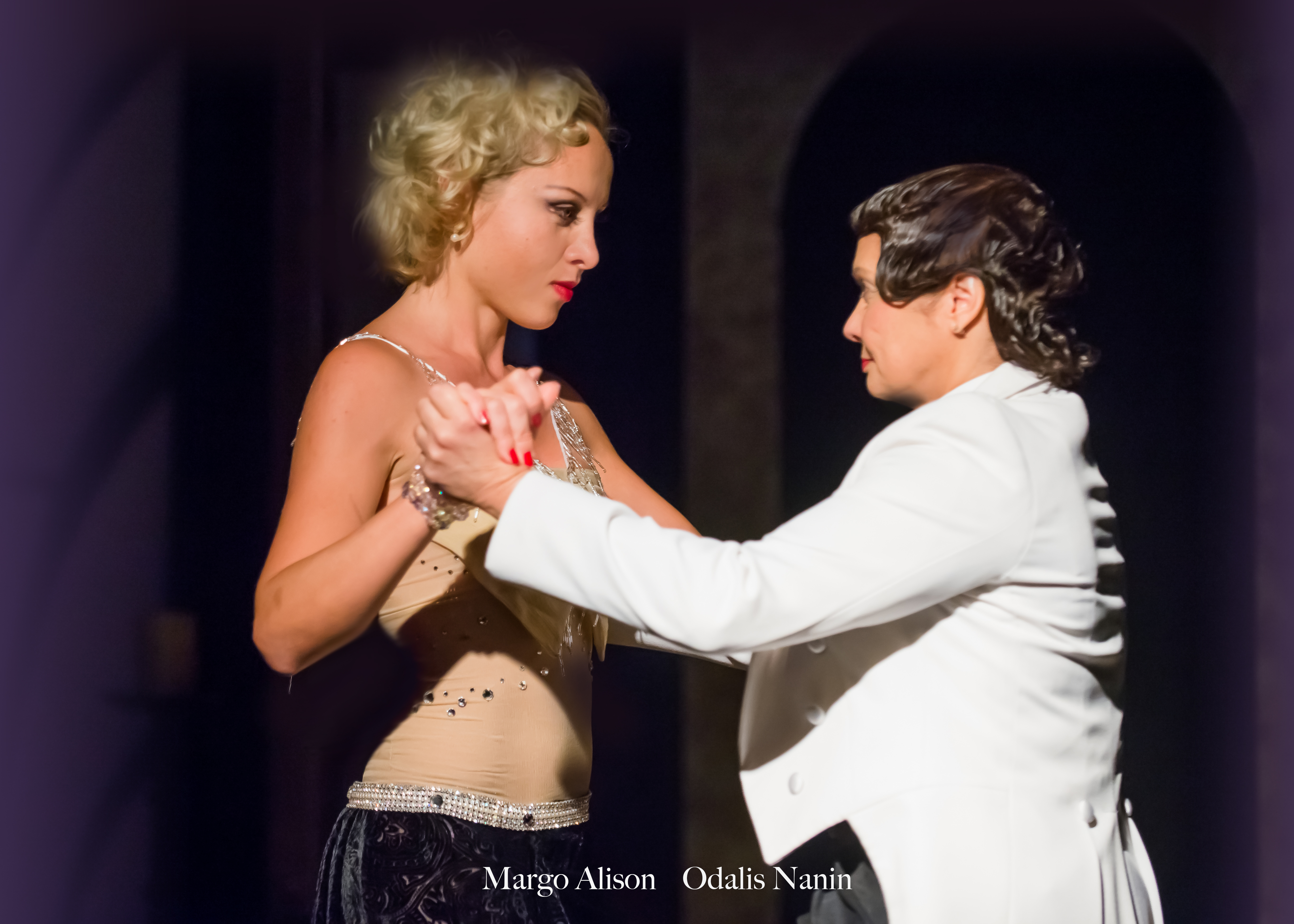 as Marlene Dietrich