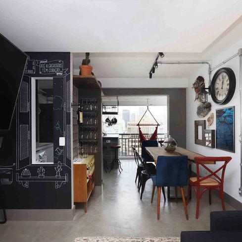 Salas e Home Office