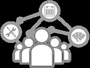 Ícone sobre acompanhamento de projeto.