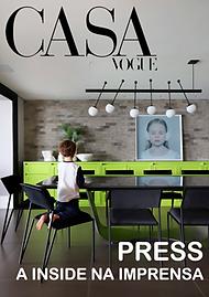 Capa da Revista Vogue Brasil