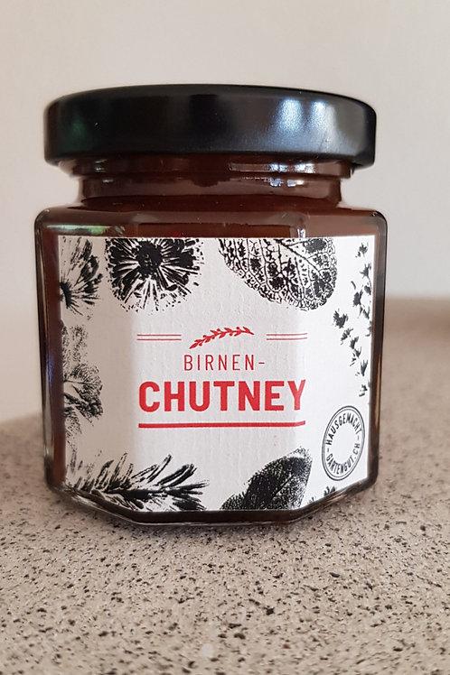 Birnen-Chutney