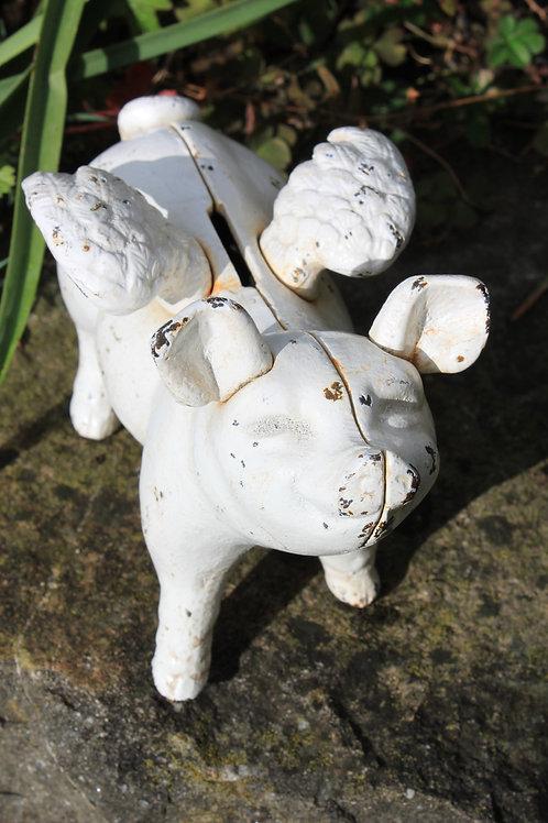 Geflügeltes Schwein