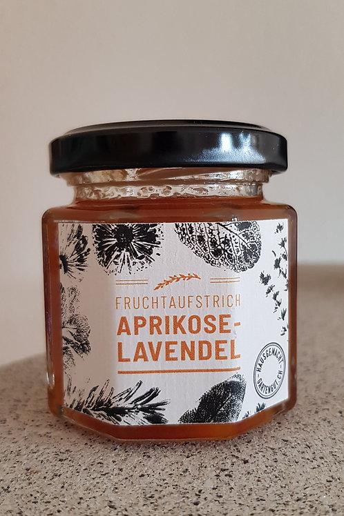 Fruchtaufstrich Aprikose-Lavendel