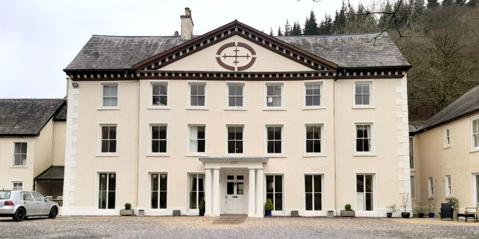 Cligwyn Manor House, Brecon Beacons