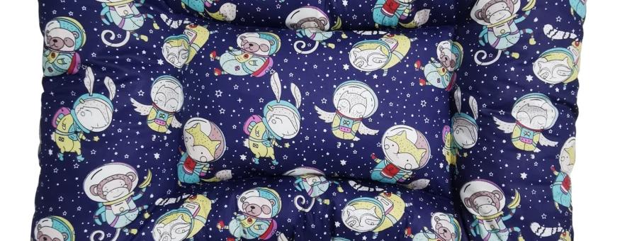 Monkey Space - Handmade Sleeping Mat