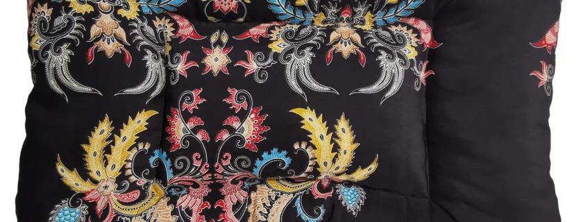 Black Batik - Sleeping Mat