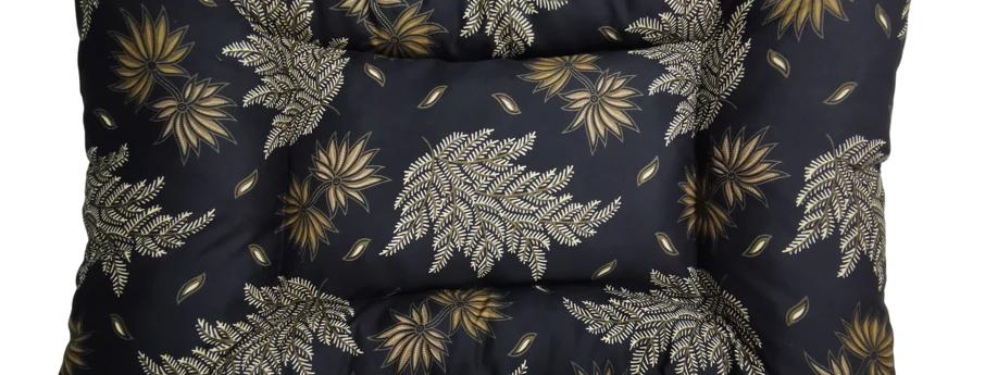 Black Daun Batik - Sleeping Mat