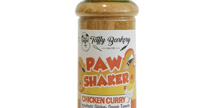 Taffy Barkery - Food Topper (Chicken Curry)