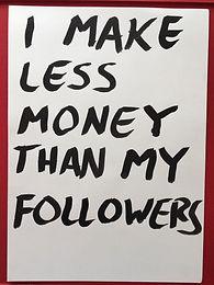 38. Juan Uribe - I make less money than