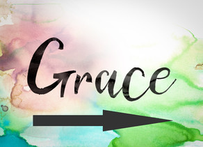 Grace Moves Us Forward