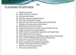 Cleaning list of Kitch