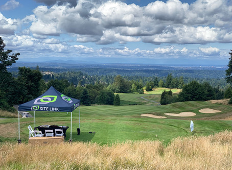 #splashtents @golftournaments ....Sitelink Wireless