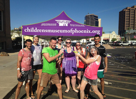 @ChildrensMuseumofPhoenix and their programs.....