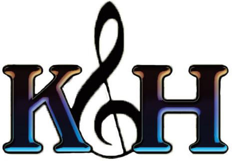 Kurt & Helen Band Logo 2 white background