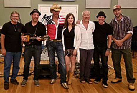 Kurt & Helen Band - Country Fest