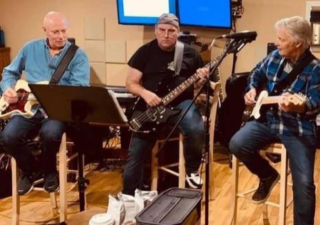 Kurt & Helen Band - recording with Tim DeHuff, Scott Spray, Michael Mugrage