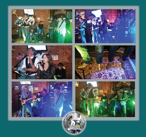 Kurt & Helen Band collage 1