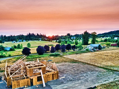 New Home Construction Is Booming