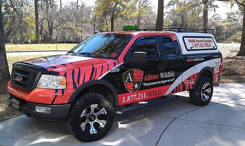 Tiger Trucks in South Carolina