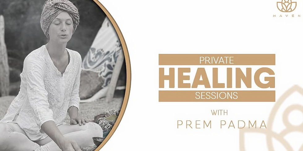 Private Healing Sessions, Haven Holistic Healing