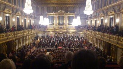 ウィーン楽友協会(オーストリア)
