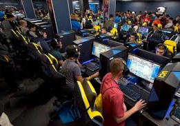 Visiting the UCI Esports Research Lab
