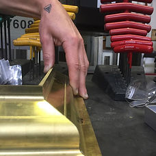 Prototyping brass frame profiles.jpg