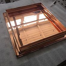 Here is the finished copper frame.jpg