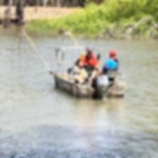 Smith-Root Electrofishing