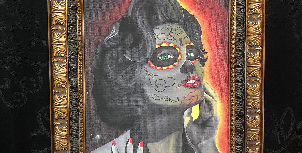 day of the dead 5 giclee a.